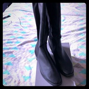 Pearl Soled Over the Knee Boots